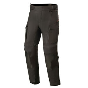 Alpinestars Andes V3 Drystar Waterproof Motorcycle Motorbike Pants Short Leg
