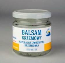 KOSMETYK KRZEMOWY- balsam krzemowy 200 ml