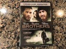 Brothers Dvd! 2009 Thriller! See) Lone Surviver Jarhead & The Patrol