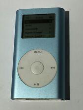 Apple iPod mini 1st Gen. Light Blue (4Gb) - Great condition - Fast Shipping