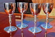 Christofle Silver Plated Liquor Shot Cordials