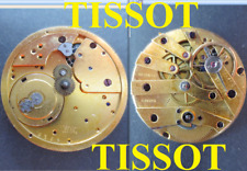 tissot geneve le comte 5359 movement manual old watch for part vintage rarität