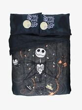 The Nightmare Before Christmas Full/Queen Snakes Comforter and Pillowcases