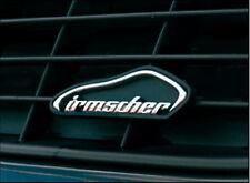 IRMSCHER Logo m. Silhouette f. Kühlergrill i9517407 - NEU & OVP!! zugreifen!