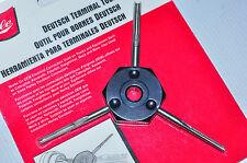 Deutsch Terminal Tool Works on OEM Electrical Connectors  Lisle 59600