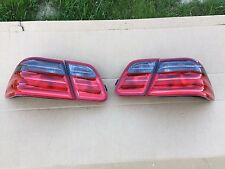 Mercedes Benz W210 SMOKE TAIL LIGHT LIGHTS AMG