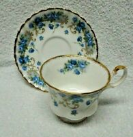Royal Albert Sheraton Series Angela   Cup  and Saucer