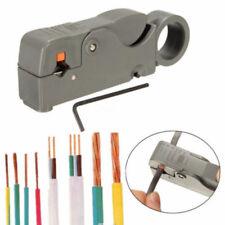 Abisolierer für Kompressionsstecker Koaxialkabel 4-9mm Sat F Stecker Werkzeug