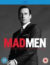MAD MEN SERIES 1, 2, 3, 4, 5 & 6  - NEW  {Bluray}