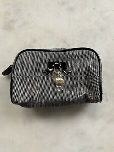 New Dior Beauty Bow Tie Dior Gold Charm Bag