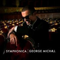 GEORGE MICHAEL symphonica (CD, album, 2014) vocal, ballad, swing, very good
