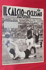 Rivista Sportiva IL CALCIO e il CICLISMO ILLUSTRATO Anno 1961 N°46 ALTAFINI