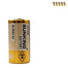 5 x 6V 4SR44 PX28A A544 4LR44 K28A V34PX 8LR44 28A Alkaline Battery