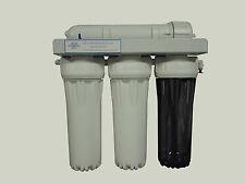50gpd unité de système d'osmose inverse Aquarium Discus marine Ro