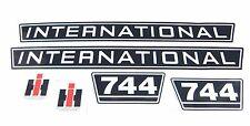 Aufklebersatz / Aufkleber / Decal Kit / Emblem passend für Case IH / IHC 744
