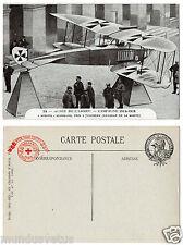 """musée de l'armée.""""aviatik"""" allemand.bataille de la marne.avion.croix rouge.plane"""
