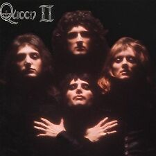 Queen II [Bonus Tracks] by Queen (CD, Oct-1991, Hollywood)
