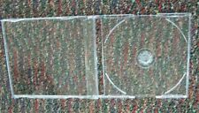 "50 7.2MM MAXI SLIM SINGLE CD JEWEL CASE ""J"" CARD PSC17"