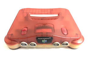 Nintendo 64 console N64 2 games and code included. select Quantity, Accessories