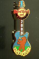 HRC HARD ROCK CAFE Berlino Spring in 2009 Guitar Bear le250