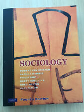 Sociology (4th Ed.)  by Van Krieken