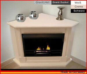 Ethanol Corner Fireplace Caminetti Moskau Select the color of the Fire place