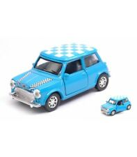 MINI COOPER 1959 LIGHT BLUE 1:32