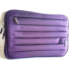 BELKIN Purple PLEAT SLEEVE FOR kindle fire nook color tablet for ereaders up to