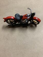 Maisto RedHarley Davidson Classic Vintage Motorcycle 1:24 Scale