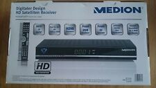 Medion HD SAT Receiver MD 20148 & Fernbedienung