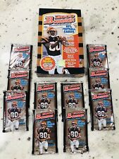 🔥 2000 BOWMAN HOBBY FOOTBALL (1) SEALED PACK POSSIBLE TOM BRADY RC 🔥