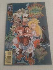Monster World #2 August 2001 Wildstorm DC Comics Lobdell Meglia