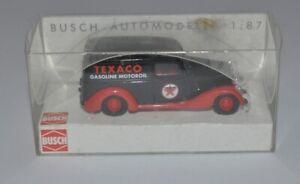 HO Busch Mercedes 170V Texaco Van