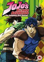 JoJo's Bizarre Adventure - Season 1 [DVD] [2015][Region 2]