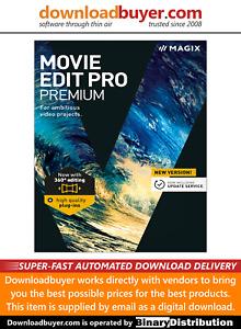 MAGIX Movie Edit Pro 2017 Premium - [Download]