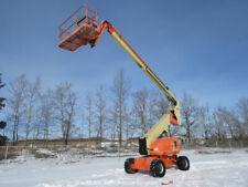 2010 JLG 800AJ 80' 4WD Diesel Articulating Boom Lift Aerial Manlift EPA bidadoo