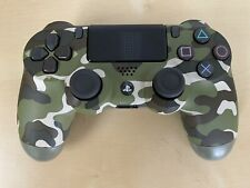 Sony Playstation 4 PS4 DualShock 4 Wireless Controller Green Camo OEM
