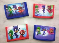 PJ MASKS WALLET COIN PURSE BIRTHDAY PARTY WALLETS PURSE LOLLY LOOTBAG SUPPLIES