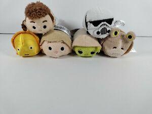 Star Wars Tsum Tsum Set NWT