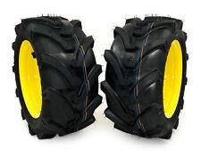 (2) John Deere Wheel & Tire Assemblies 18x8.50-10 Replaces John Deere LVA20123,