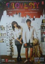 I LOVE NY - ORIGINAL  BOLLYWOOD DVD - SUNNY DEOL & KANGANA RANAUT.