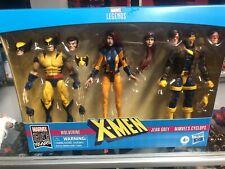 X-Men Jean Grey, Cyclops, & Wolverine Love Triangle Marvel Legends
