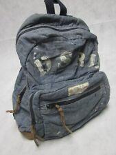 NWT Ralph Lauren Denim Supply Distressed Vintage backpack bag