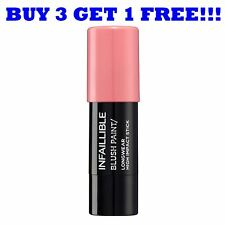 L'Oreal Infallible Chubby Blush Stick 01 Pinkabilly