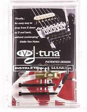 Genuine EVH D-Tuna for Floyd Rose - Gold