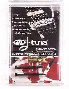 Genuine EVH D-Tuna for Floyd Rose - Gold