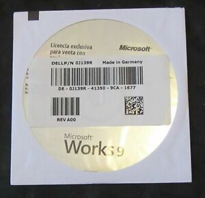 *NEW* Microsoft Works 9.0, Spanish Language, + Office Home & Student 2007 Trial