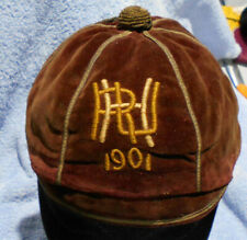 #Dd. 1901 Unknown Origin Hru Rugby Union Cap