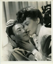 MARGUERITE CHAPMAN BILL CARTER Without Notice Orig 1940s Photo George Hurrell