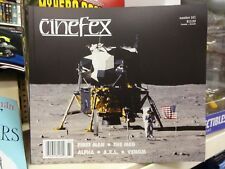 Cinefex Magazine issue 161 First Man, Venom, The Meg, Alpha, A.X.L.